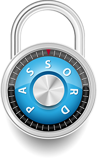 combination lock 200px
