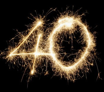 40 års party E post fyller 40 – hvorfor er det ingen som feirer? 40 års party